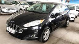 Ford new fiesta sedan 1.6 2015/2015 completo manual