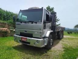 Ford Cargo 2428 Carroceria parcelamos