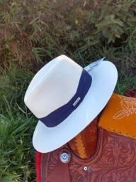 Chapéu Casual Shantung para Passeio ou Cavalgada Original