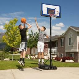 Lifetime 44 Impact Tabela Basketball Portatil Ajustavel Importado