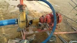 Maquina para perfuração de poço artesiano
