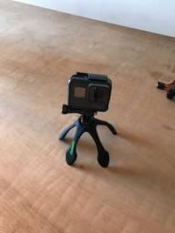 Suporte Gekkopod Flexível Para Gopro E Câmeras Fotográfica