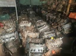 Motores instalados com garantia e nota
