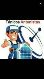 Instalação de Antenas é manutenção