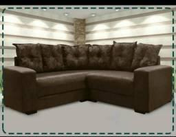 (849.00) sofá de canto