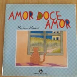 Livro infantil Amor doce amor