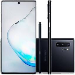 Galaxy Note 10 Plus 256GB ZERO LACRADO NOTA FISCAL GARANTIA