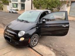 Fiat 500 1.4 CULT 8V Evo Flex 2P Dualogic - 2012