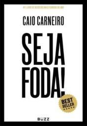 Livro Seja Foda! - Black Edition