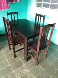 Jogos de mesa nova com 4 cadeiras