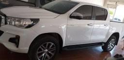 Toyota Hilux SRX Aut. Diesel 2.8 4x4 18/19 CD 16v - 2018