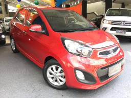 Picanto 1.0 AT 2013/2014 com 26 mil kms - 2014