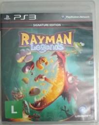 Jogo PS3 Rayman legends original