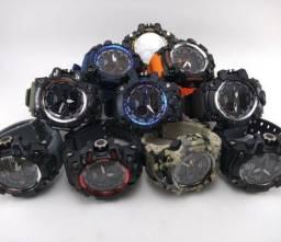 Relógio Masculino Militar Analógico Digital 100% Funcional Importado G-choque