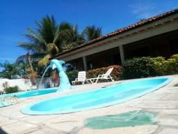 Casa de praia com 2 piscina em Itamaracá. Forte Orange R$-750,00