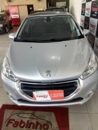 Peugeot 208 2014 1.6 griffe 16v flex 4p automÁtico - 2014