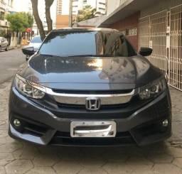 Honda civic ex 2017/2017 - 2017
