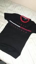 bbf0fa9924 Vendo blusa da tommy tamanho M usado poucas vezes