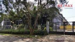 Galpão para alugar, 4000 m² por r$ 23.000/mês - parque industrial - embu-guaçu/sp