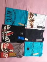 Camisetas Originais (várias marcas)