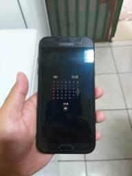"Samsung A7-2017-32gb,NFC-tela 5.7"" prova d'água"