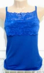 Camisa/Blusa Moda Feminina, Regata