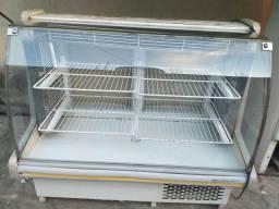 Balcão gelado para tortas Gelopar