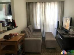 AP00429 - Apartamento mobiliado no Condomínio Reserva Nativa, em Carapicuíba.