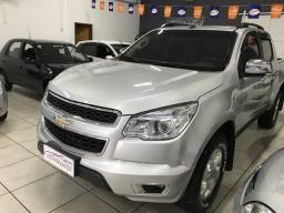 S10 LTZ 4x2 CD Flex COMPLETA!!! - 2014