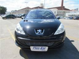 Peugeot 207 1.6 xs passion 16v flex 4p automático - 2011