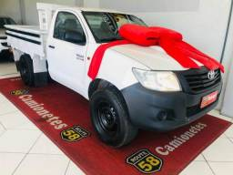 Toyota Hilux Cabine Simples STD 3.0 CHASSI