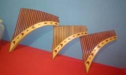 Flautas pan