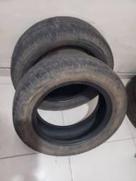 Dois pneus 185/60/14