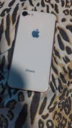 IPhone 7 impecável sempre usado com película e capinha 32gb troco por iPhone superior