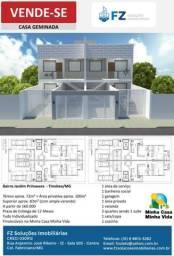 Casas Geminadas no Bairro Jardim Primavera(Timóteo-MG)