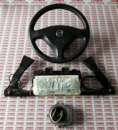 Kit Airbag Astra 2000/2010 Sem Modulo