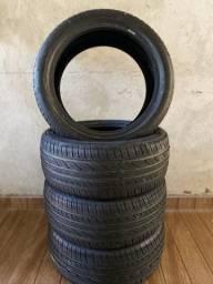 Vendo quatro pneus aro 15 185/45