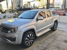 Amarok Trendline 2018 4x4 2.0 turbo diesel Aut (Único Dono)IPVA 2020 quitado - 2018