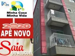 EF/ apartamentos no bairro Fazendinha com sacada estacionamento coberto