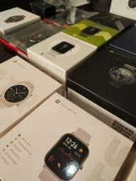 Toda linha de relógios xiaomi disponível