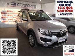 Renault sandero 2019 1.6 16v sce flex stepway expression manual