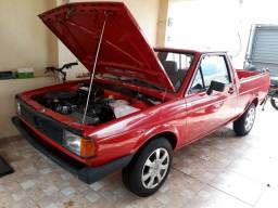 Raridade VW SAVEIRO 1.6 AP (ÁLCOOL)