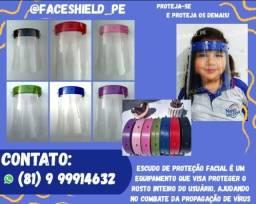 Protetor Facial -