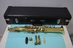 Sax Soprano Eagle SP 502 (Top )