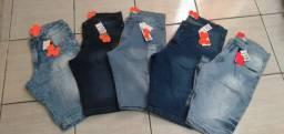Bermuda Jeans (ATACADO)