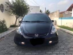 Honda Fit com GNV.