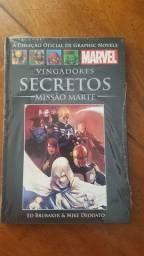 Hq Vingadores Secretos