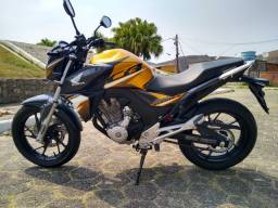 Honda CB 250 Twister 2020 zero km emplacada