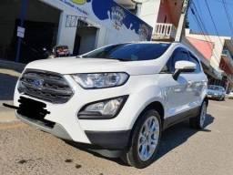 Ford Ecosport 1.5 Ti-Vct Flex Titanium Automático Branco 2020