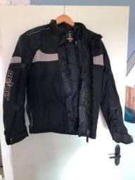 Jaqueta para motociclismo